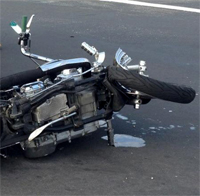 link to more information on Motorcycle accidents
